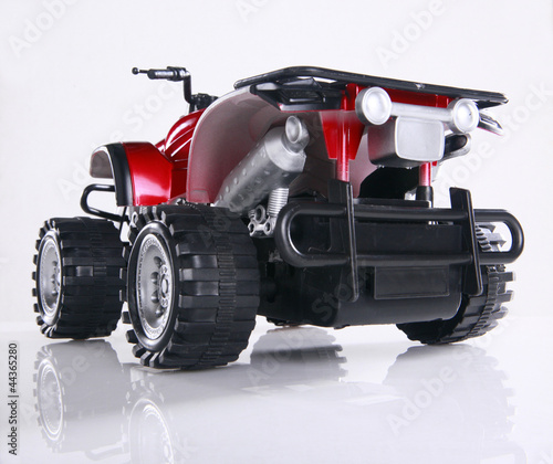 Foto op Plexiglas Motorsport Modified toy ATV