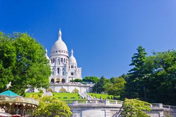 Sacre Coeur Montmartre Parigi 2