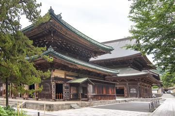 Kenchoji temple in Kamakura,Japan