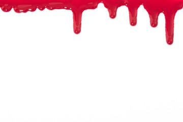 Blood ooze