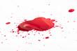 Blood splotch
