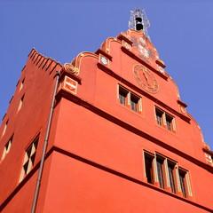 Alte Rathaus in FREIBURG im Breisgau