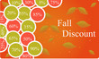 FALL DISCOUNT