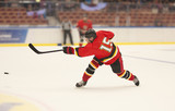Fototapeta gracz - lód - Sporty Zimowe