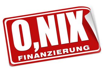 0,nix finanzierung 0 prozent finanzkauf