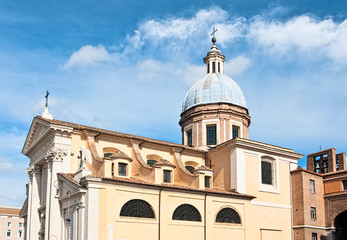 Church in Rome.