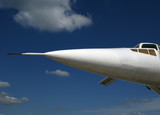 The Tupolev Tu-144 (NATO name: Charger) was a Soviet supersonic