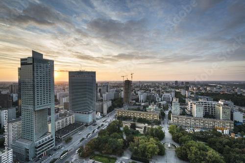 Fototapete Gebäude - Capital - Stadt allgemein
