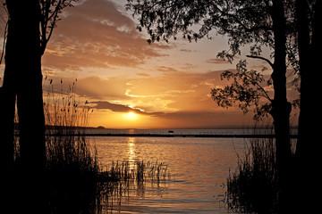 Burgas Lake