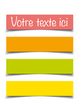 Etiquettes Post-it
