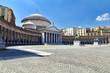Napoli, Piazza del Plebiscito