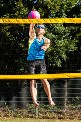 Beachvolleyballer