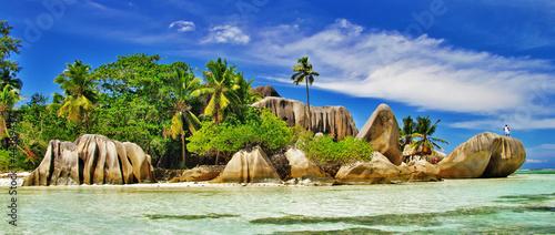 amazing Seychelles, anse D'argent, La digue island