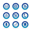 Web icons collections - Pictos web