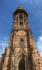Freiburg im Breisgau, Germany - Münster