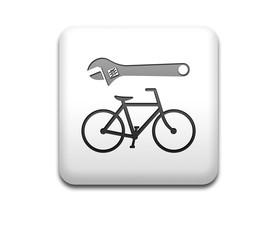 Boton cuadrado blanco reparacion de bicicletas