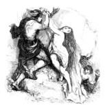 Greek Myth : Perseus & Andromeda poster