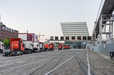 Terminal LKW
