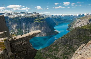 Język trolla, Troll to język rock, Norwegia