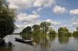 Boot auf dem Main bei Seligenstadt