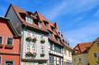Erfurt Fachwerk - Erfurt half-timbered 06