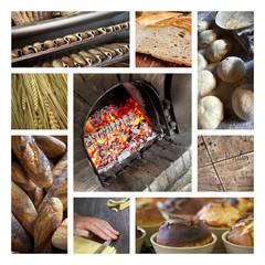 Boulanger, boulangerie, pain, fournil, cuisson, artisan