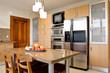 Interior design series: classic and modern kitchen