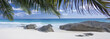 plage d'Anse source d'Argent, la Digue, Seychelles