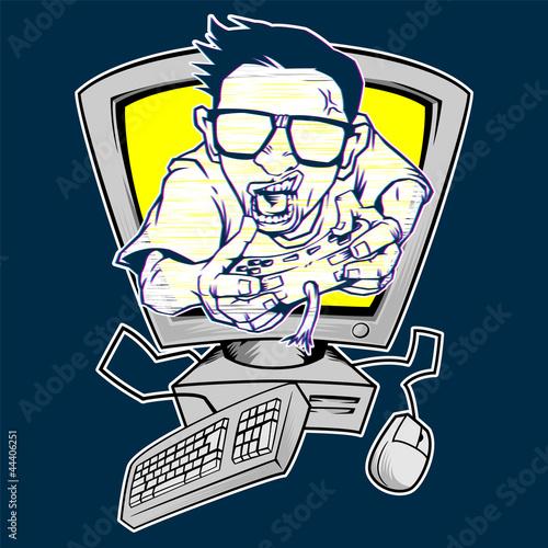Online Gamer