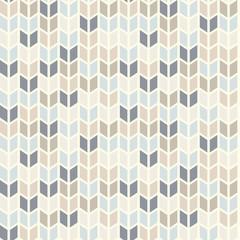 Seamless geometric pattern in pastel tints
