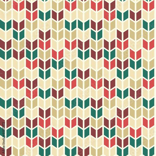 Seamless geometric pattern in bright tints