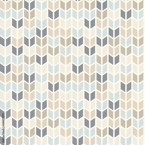 Seamless geometric pattern in pastel tints