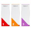 Option 1 bis 3 / Banner Design