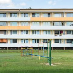 DDR Plattenbau