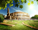 Fototapety Colosseum in Rome, Italy