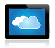 Cloud Tablet Blue