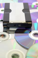 Hard Disk su CD e DVD, tecnologia e innovazione