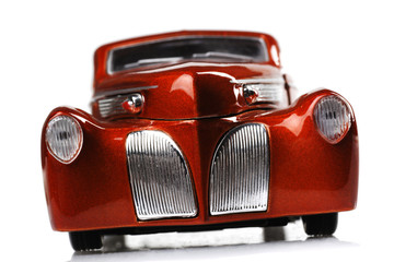 """Lincoln Zephyr"" 1938, toy car"
