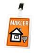 Makler - Ausweis