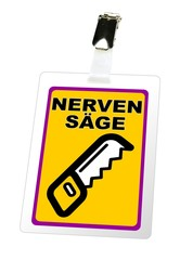 Nervensäge - Pass
