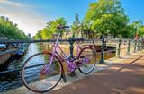 Fototapety Bike...Amsterdam...Netherlands