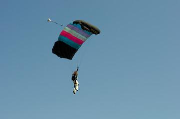 Parachutist Jumper