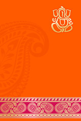 Hindu Wedding Card India