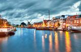 Fototapety Hdr...Leiden...Netherlands