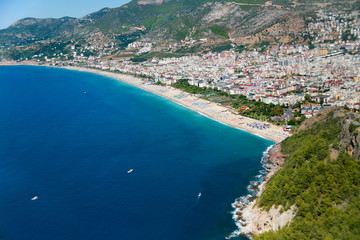 Beach in Alanya