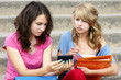 Cyber or online bullying concept
