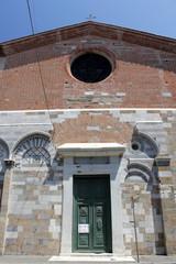 Chiesa di san Nicola in Pisa/Santa Maria/Toskana/Italien
