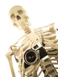 Skeleton Photographer