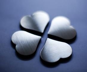 trèfle symbole de chance