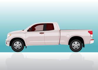 Pick-up truck big